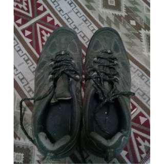 sepatu gunung jack wolfskin low