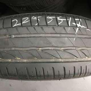 225/55R17 Bridgestone ER300