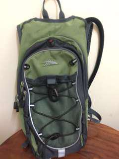 High Sierra Hydropack // Waterpack with hose