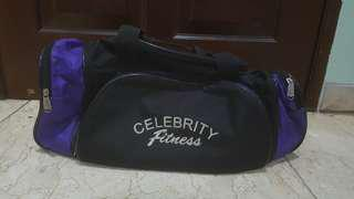 Tas Olahraga Gym/Fitnes - Celebrity Fitness
