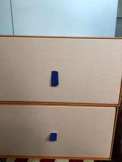 4個同一size 「LV 鞋盒」