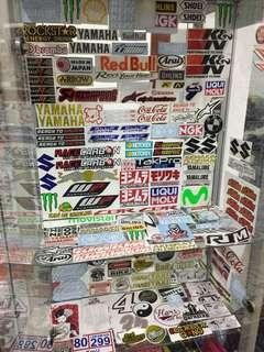 Stickers, Headliner, IU Unit Decal