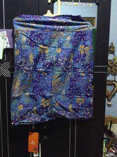Rok mini,rok kerja,rok batik