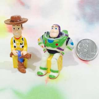 Buzz and Woody Pen Toppers