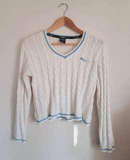Fubu Cropped Knit