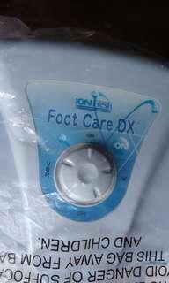 Ion fresh foot spa