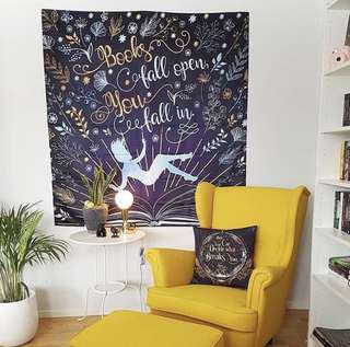 Owlcrate exclusive Tapestry