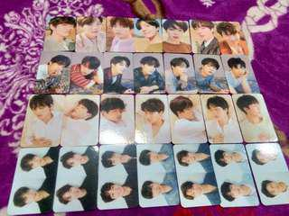 Wts Bts dupicate photocard