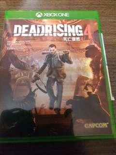 XBox One Deadrising 4