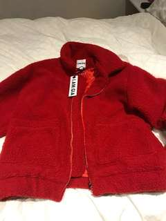 I.AM.GIA PIXIE JACKET RED S