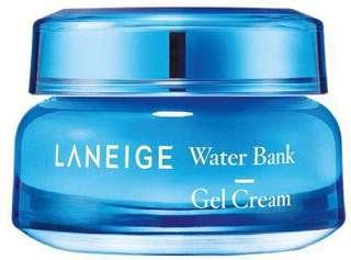 Authentic Laneige Water Bank Gel Cream