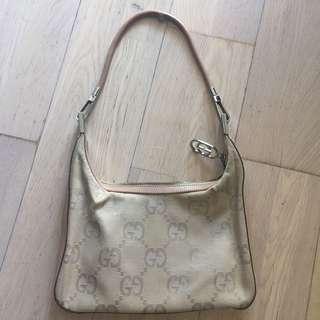 Gucci Vintage Handbag 復古手袋