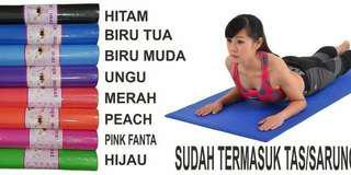 Matras Yoga - Yoga Mat 6MM