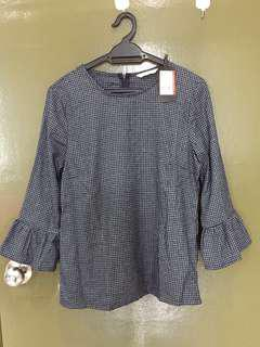 NEW Padini Bell Sleeves Top size L