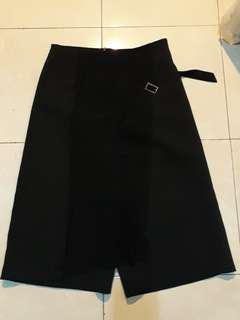Black Kulot / Kulot Pants