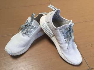 Authentic adidas nmd shoes clear sales