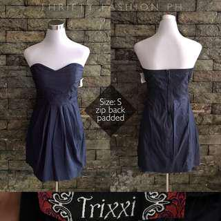 TRIXXI bustier dress (padded)