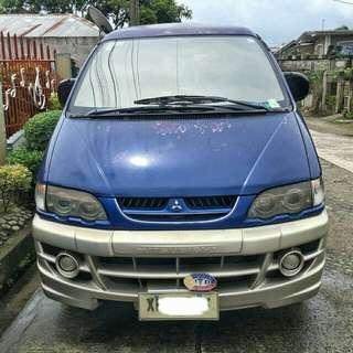 Rush Sale 2003 Mitsubishi SpaceGear Local Version Orig Orig Not Adventure Revo Kia Besta Grace