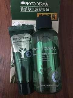 Phyto Derma shampoo