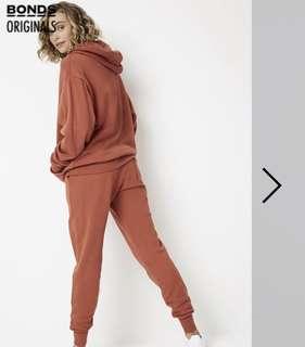 Bonds originals skinny trackie and hoodie/pullover set
