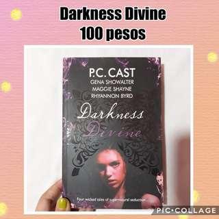 YA BOOK  DARKNESS DIVINE