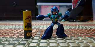 original megaman / rockman figures