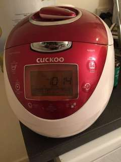 Cuckoo pressure rice cooker / multi cooker
