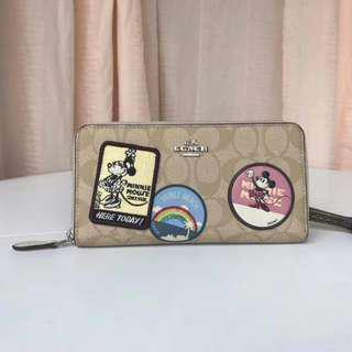 Coach ❎ mickey wallet 🆕🆕🆕
