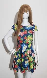 Floral Dress Import