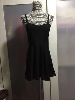 Black sun dress ( no bargaining)