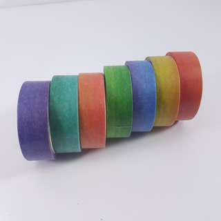 Rainbow Ombre Washi Tape