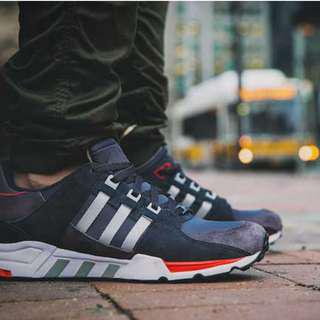 🚚 Adidas EQT equipment running support 93 boston