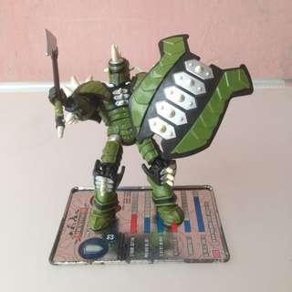 Mega Bloks Mag Warriors - Drachid action Figure Kits
