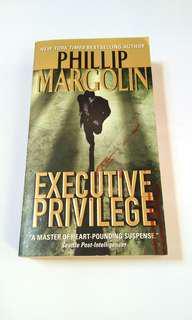 [ENG] Executive Privilege - Phillip Margolin