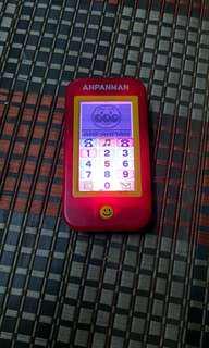 original anpanman touch screen phone toy