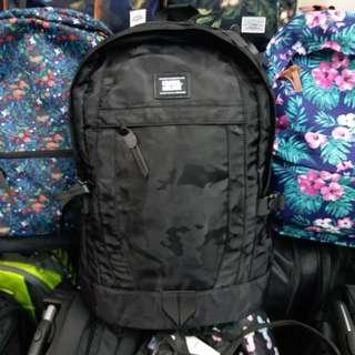 6301 CROWS&BLACK 迷彩尼龍背囊 Backpack