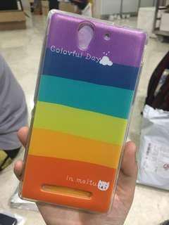 Sony C3 phone case