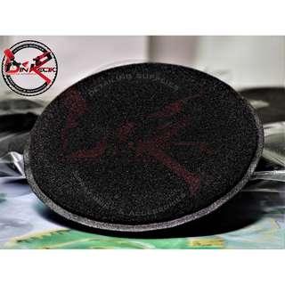 Black Soft Foam Pad Applicator