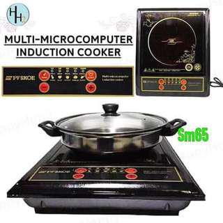 Multi-Cumputer Induction cooker