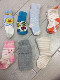 初生嬰兒襪baby's sock