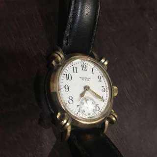 Old winding watch made in USA