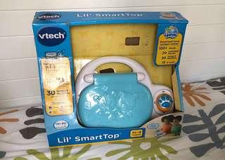 全新 現貨美國正品Vtech偉易達學習機兒童手提電腦點讀機早教機BB嬰兒小童用品