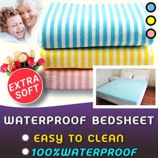 Waterproof Bedsheet / Waterproof Mattress Protector