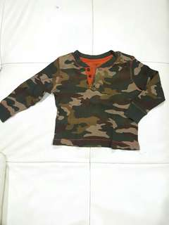 #maucoach army sweater
