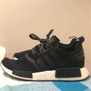 ADIDAS NMD R1 REFLECTIVE PACK CORE BLACK