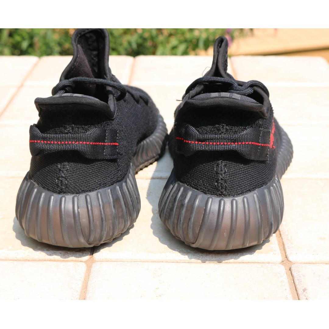 32f5b47056d57 ( 50 OFF) Adidas Yeezy Boost 350 V2 Black Red