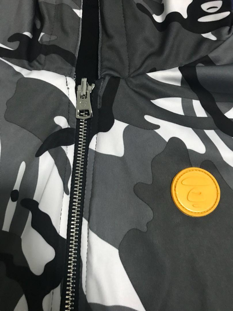 09382da07d8f Aape By A Bathing Ape Reversible Jacket