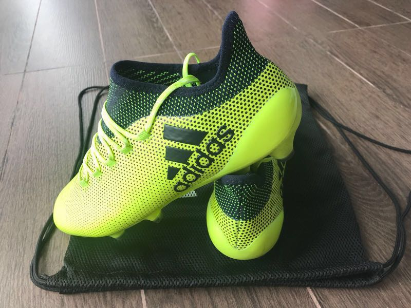 online store 41145 f2969 Adidas X 17.1 Football boots