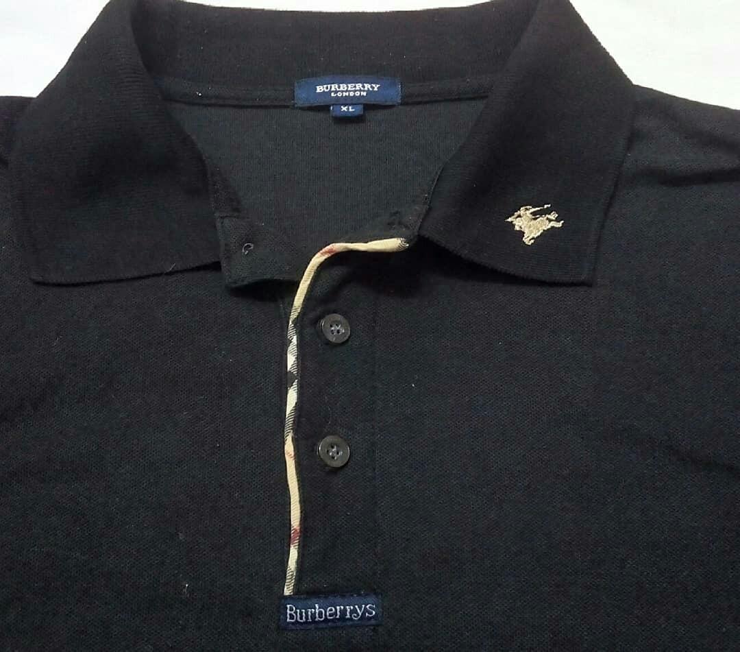 Burberry Polo Tee lomg sleeve 00a97e8e7b