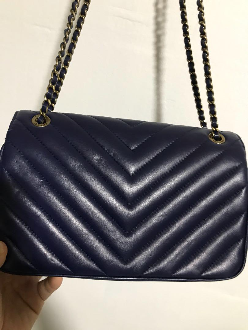 Chanel Flap Bag Royal blue